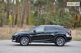 Lexus RX 2021 Business