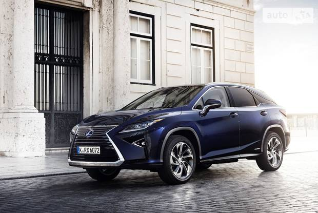 Lexus RX Executive +