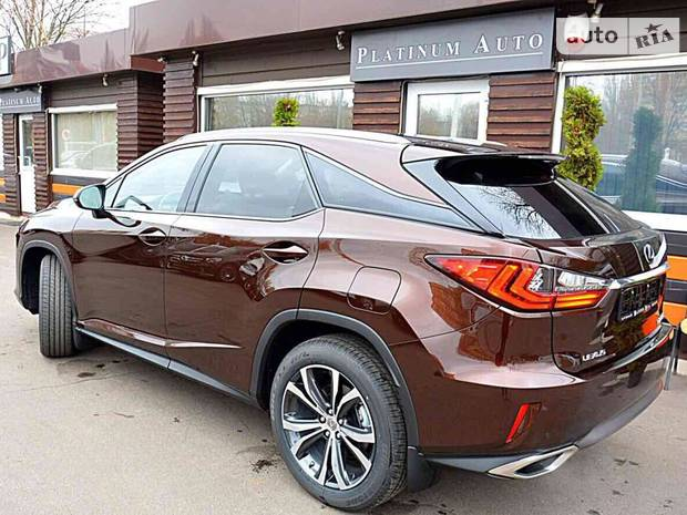 Lexus RX Executive