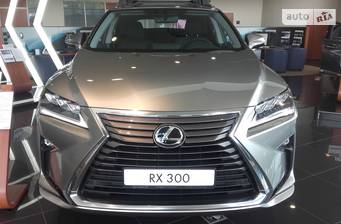 Lexus RX 300 AT (238 л.с.) AWD 2018