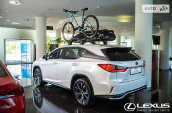 Lexus RX Executive+ 2019