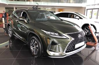 Lexus RX 300 AT (238 л.с.) AWD 2020