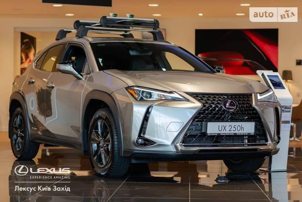 Lexus UX Business+