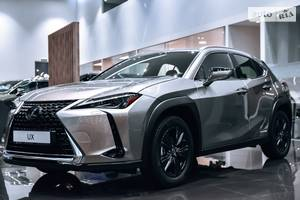 Lexus UX Business+