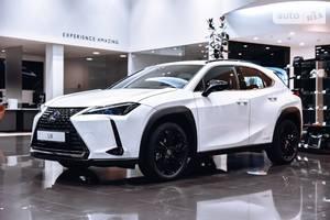 Lexus UX Ginza