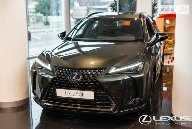 Lexus UX Ninja