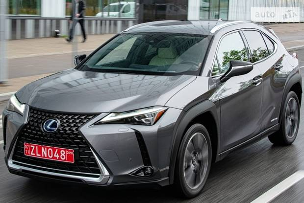 Lexus UX Launch