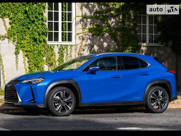 Lexus UX Eco