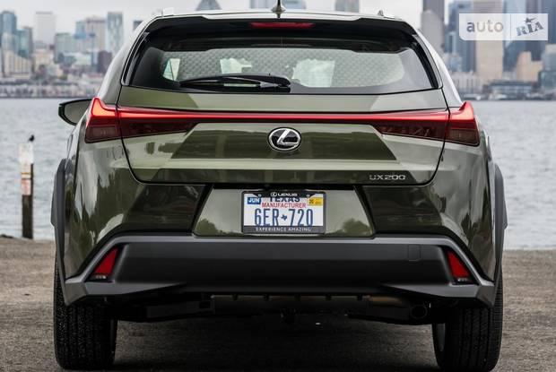 Lexus UX Launch