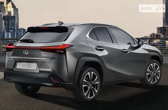 Lexus UX Eco 2019