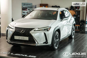Lexus UX 200 D-CVT (171 л.с.) Business 2018