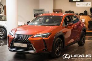 Lexus UX 250h CVT (177 л.с.) Launch 2018