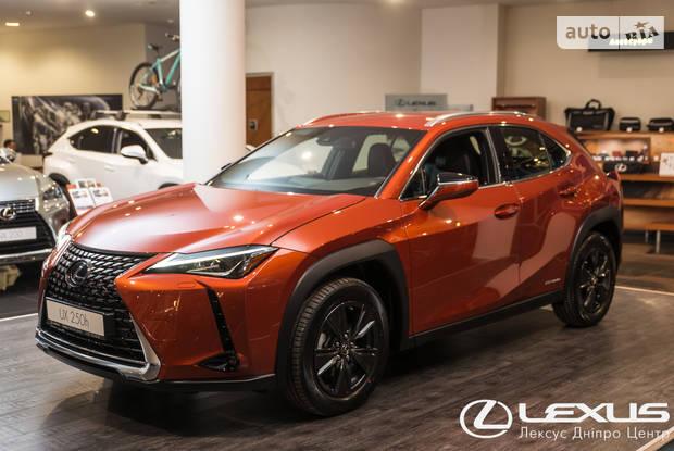 Lexus UX F-Sport