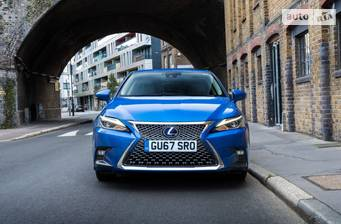 Lexus CT 2020 base