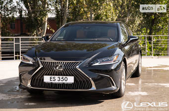 Lexus ES 350 AT (249 л.с.) 2019