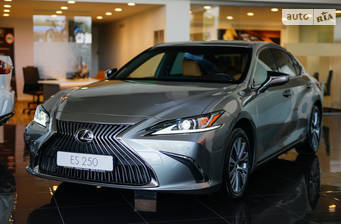 Lexus ES 2019 Business