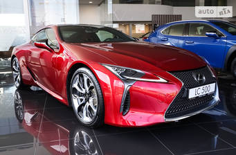 Lexus LC 500 AT (477 л.с.) 2019