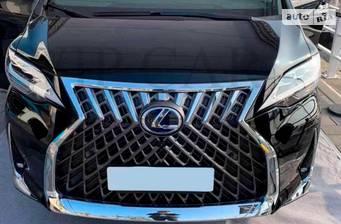 Lexus LM 300h AT (200 л.с.) AWD 2020