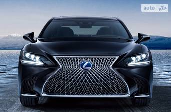Lexus LS 500h AT (359 л.с.)  2018