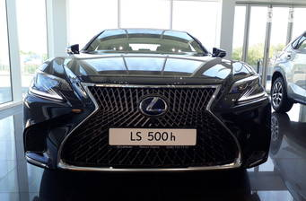 Lexus LS 500h AT (359 л.с.)  2017