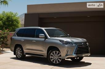 Lexus LX 570 AT (367 л.с.) 2017