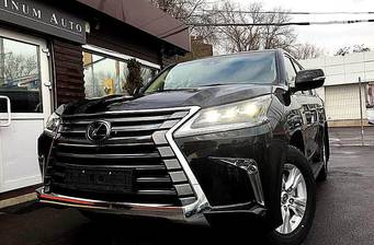 Lexus LX 450d AT (272 л.с.) 2018