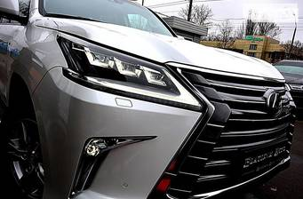 Lexus LX 450d AT (275 л.с.) AWD 2018