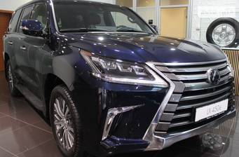 Lexus LX 450d AT (272 л.с.) 2017