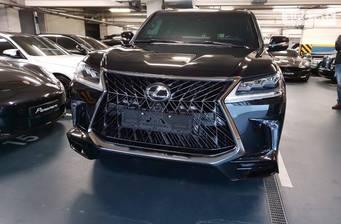 Lexus LX 570 AT (385 л.с.) (8s) AWD 2018