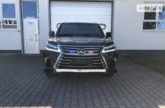 Lexus LX 570 Inkas B6/B7 AT (367 л.с.) 2018