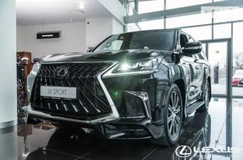 Lexus LX 570 AT (367 л.с.) 2019