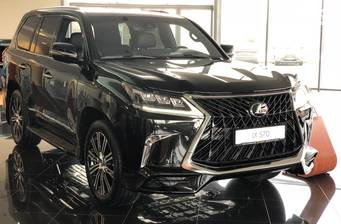 Lexus LX 570 AT (367 л.с.) 2019