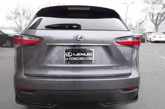 Lexus NX 300h AT (205 л.с.) AWD 2018