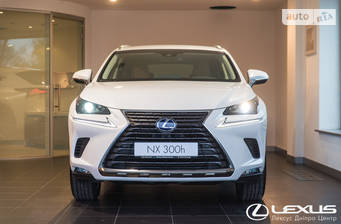 Lexus NX 300h AT (200 л.с.) AWD 2017