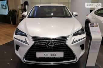 Lexus NX 300 AT (238 л.с.) AWD 2018