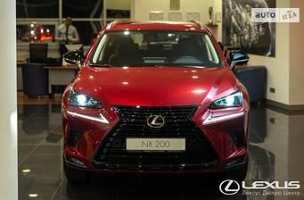 Lexus NX 2019 Sport