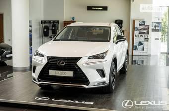 Lexus NX 200 AT (150 л.с.) AWD 2020