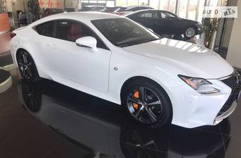 Lexus RC 200t AT (241 л.с.) 2018