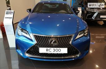 Lexus RC 300 AT (245 л.с.) 2019