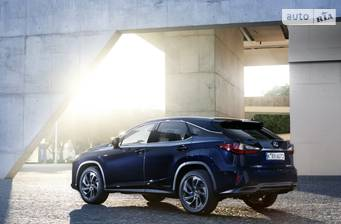Lexus RX New 350 AT (300 л.с.) AWD 2018