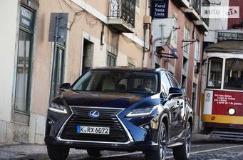 Lexus RX New 450h AT (313 л.с.) AWD 2019