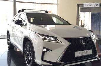 Lexus RX 200t AT (238 л.с.)  2018