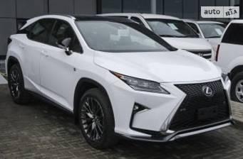 Lexus RX New 350 AT (295 л.с.) AWD 2019