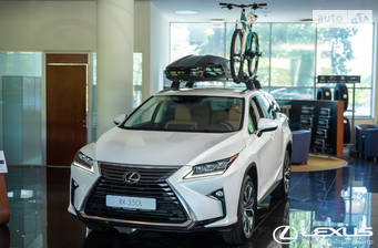 Lexus RX 350L AT (294 л.с.) AWD 2018