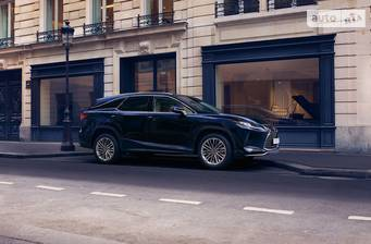 Lexus RX 350L AT (294 л.с.) AWD 2020
