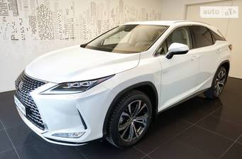 Lexus RX 300 AT (238 л.с.) AWD 2019