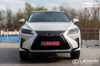 Lexus RX 2018 Executive+