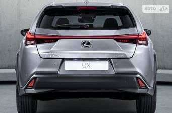 Lexus UX 200 D-CVT (171 л.с.) 2018