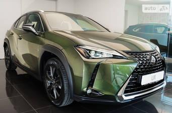 Lexus UX 200 D-CVT (171 л.с.) 2019