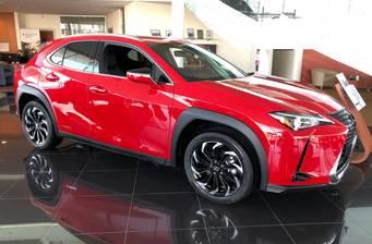 Lexus UX 250h CVT (184 л.с.) 2019
